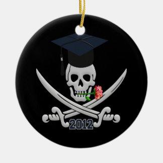 Pirate Graduate ornament - customize