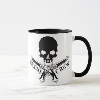 Pirate Groom's Crew Mug