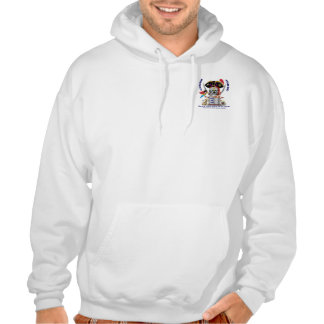 Pirate Gumbo Men All Styles Light View Hint Hoodie