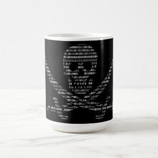 Pirate Hacker Dark Mug