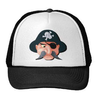 Pirate Trucker Hats