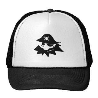 Pirate Trucker Hat