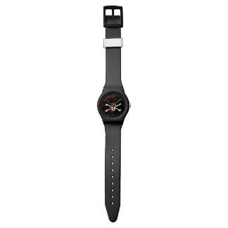 Pirate-head of death wristwatch