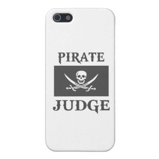 Pirate Judge Covers For iPhone 5