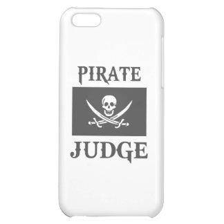 Pirate Judge Case For iPhone 5C