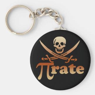 Pirate Key Chain