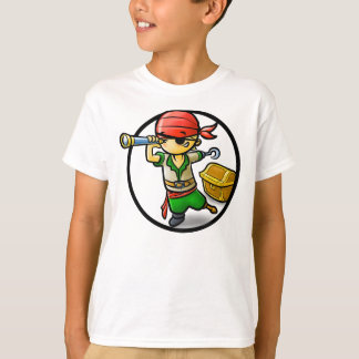 Pirate - Kids Tshirt