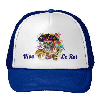 Pirate  Lafitte All Styles View Hints Trucker Hats