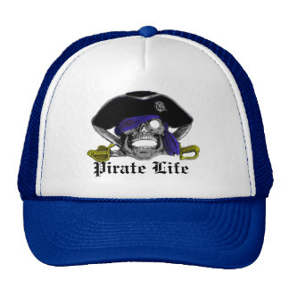 Pirate Life Cap