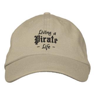 PIRATE LIFE cap Embroidered Baseball Cap