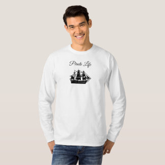 Pirate Life Solid Shirt
