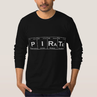 PIRaTe long-sleeve tee - male