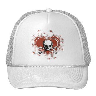 pirate love hat