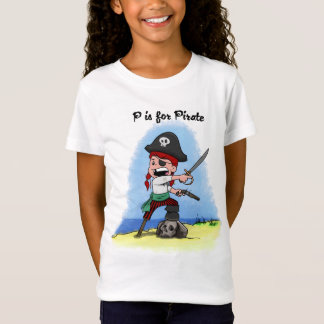 Pirate Lucy Kids Shirt