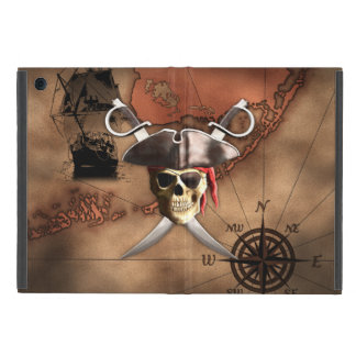 Pirate Map Covers For iPad Mini