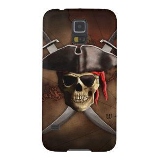 Pirate Map Galaxy S5 Case