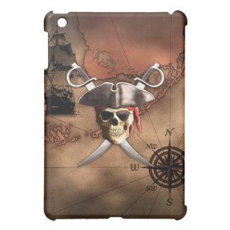 Pirate Map iPad Mini Covers