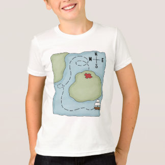 Pirate Map T-Shirt