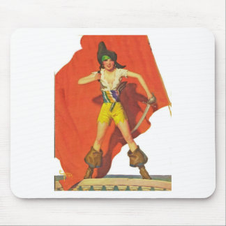 Pirate Mate Mouse Pad