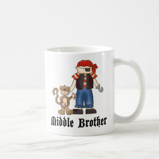 Pirate Middle Brother Coffee Mug