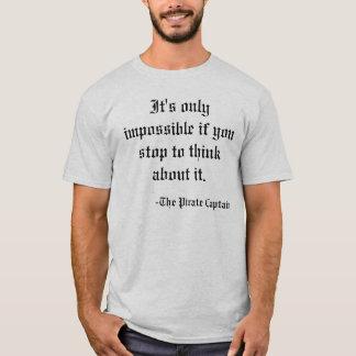 Pirate Motivation T-Shirt