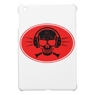 Pirate music iPad mini case