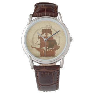 Pirate Mystery Ship Watch