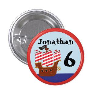 Pirate Name & Age Badge