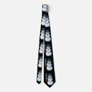Pirate Nowman, Winter, Holiday Gift, Tie