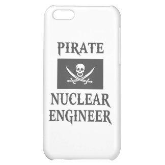 Pirate Nuclear Engineer iPhone 5C Case