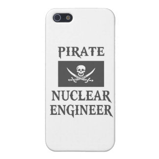 Pirate Nuclear Engineer iPhone 5 Case