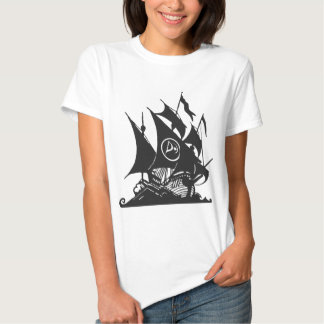 Pirate Party of Canada Ship Shirts
