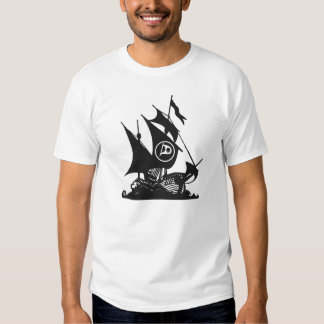 Pirate Party Ship Tshirts