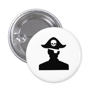 Pirate Pictogram Button
