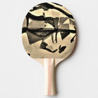 Pirate Ping Pong Paddle