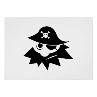 Pirate Posters