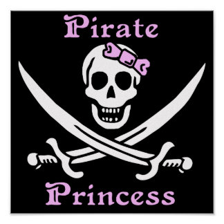 Pirate Princess Poster