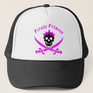 Pirate Princess Trucker Hat
