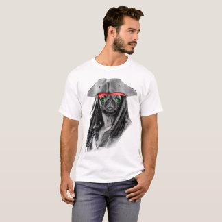Pirate Pug T-Shirt
