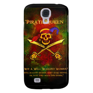 Pirate Queen 3 Galaxy S4 Covers
