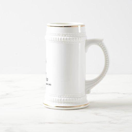 Pirate Radio Stein Coffee Mugs