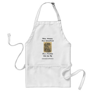 pirate s Life Apron