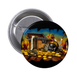 Pirate s Life Not For Me Pinback Buttons