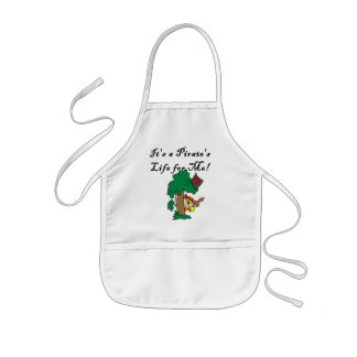 Pirate s Life Tshirts and Gifts Apron