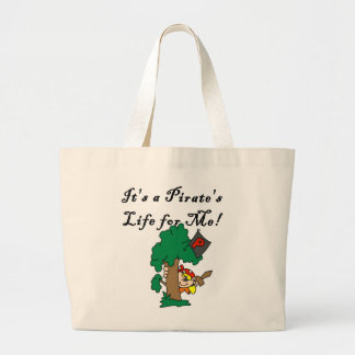 Pirate s Life Tshirts and Gifts Canvas Bag
