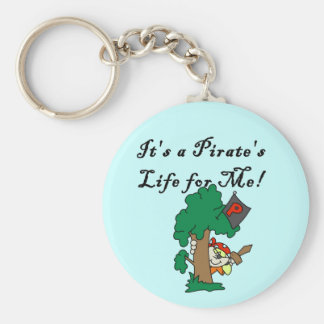 Pirate s Life Tshirts and Gifts Key Chains