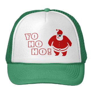 Pirate Santa Hat