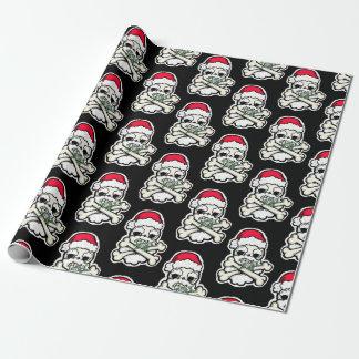 Pirate Santa Wrap Wrapping Paper