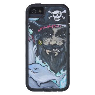 Pirate Shark Tank iPhone 5 Cases