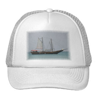 Pirate Ship Baseball Hat